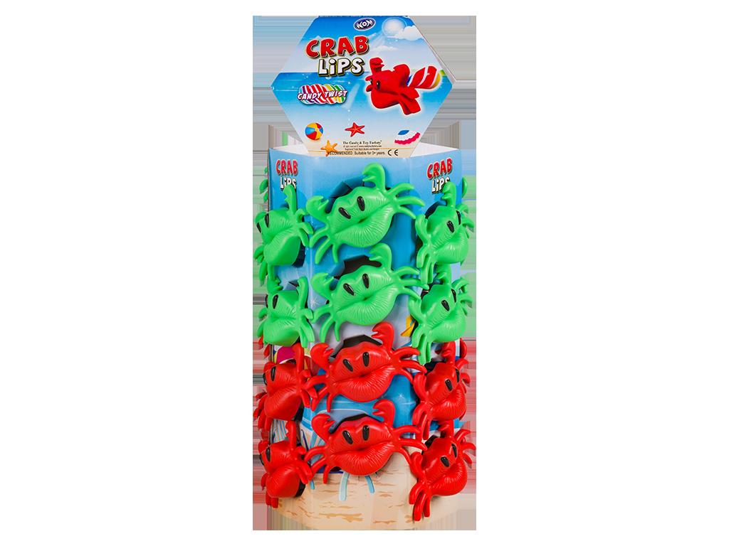 imagen crab lips torre display