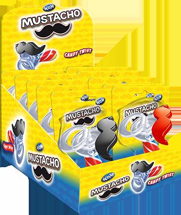 imagen display mustacho blister