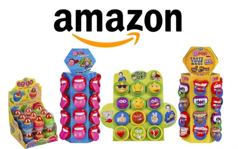 Venta en Amazon The Candy & Toy Factory