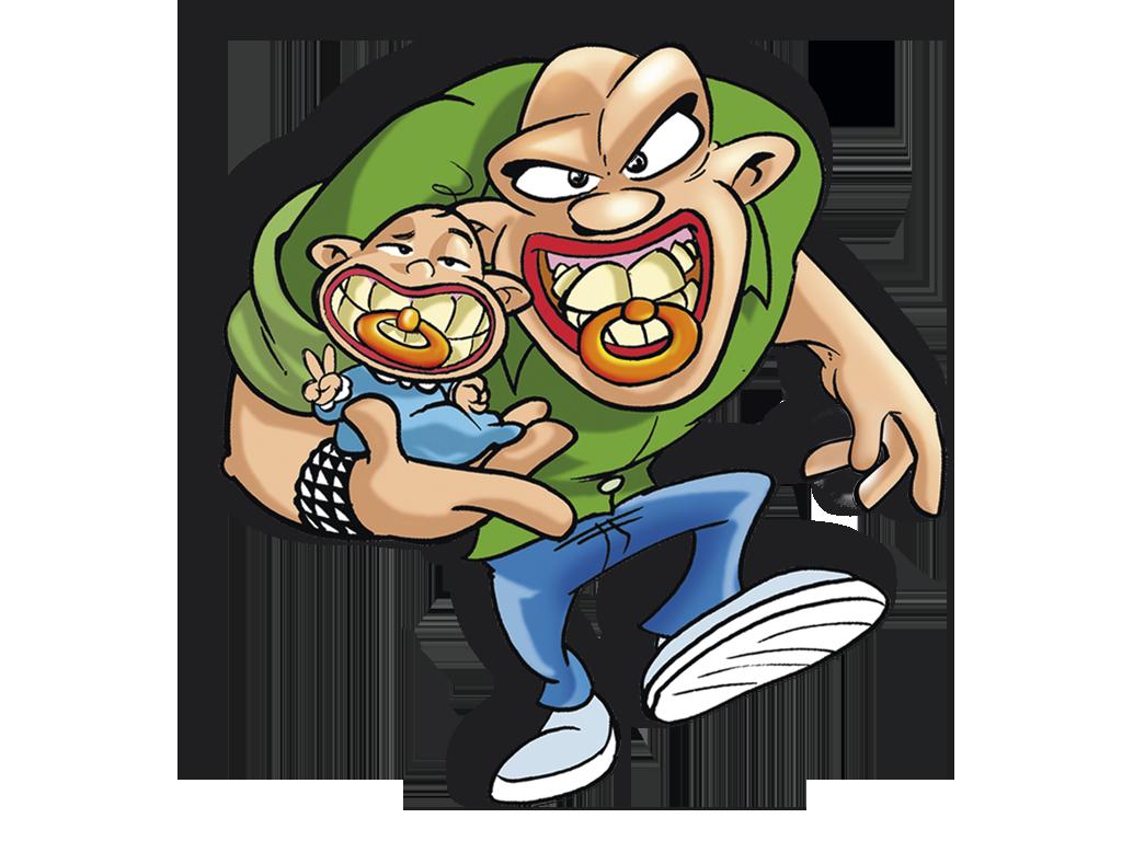 imagen caricatura bpop mix