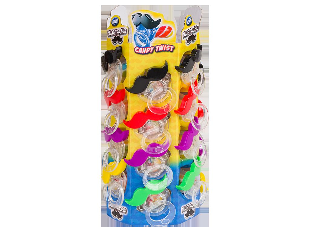 imagen mustacho torre display