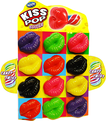 imagen display kiss pop stand